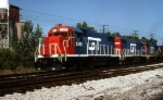 GTW 5715, 5713, and 5825 on #392